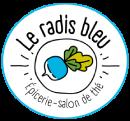 Le radis bleu Logo